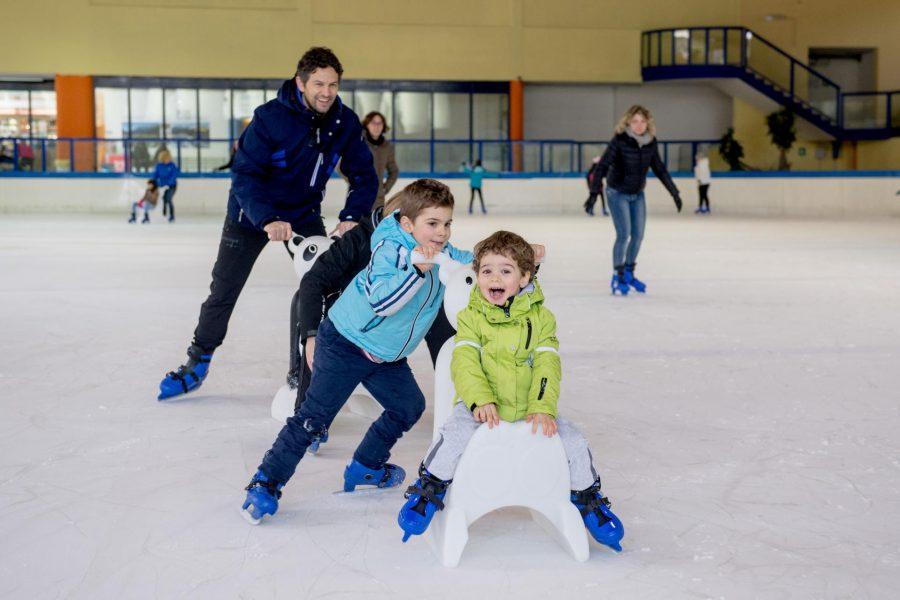 pattinaggio andalo stadio del ghiaccio